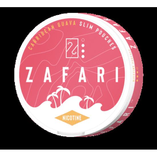Zafari nicotine pouches