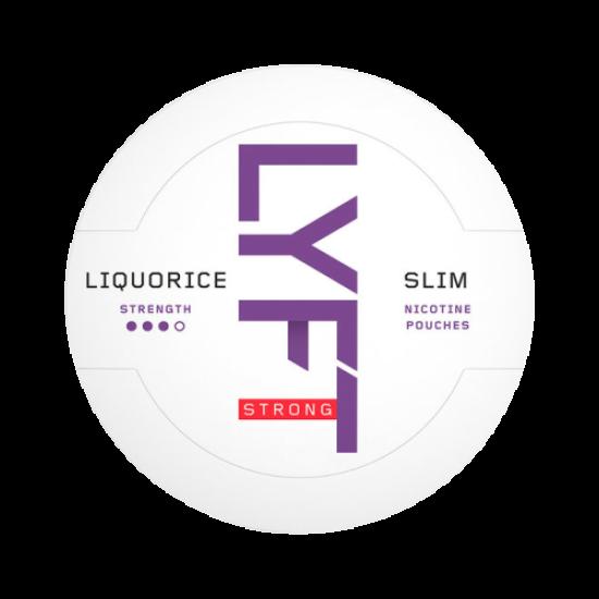 LYFT Liquorice