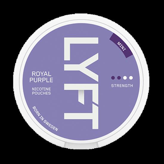 LYFT Royal Purple Mint