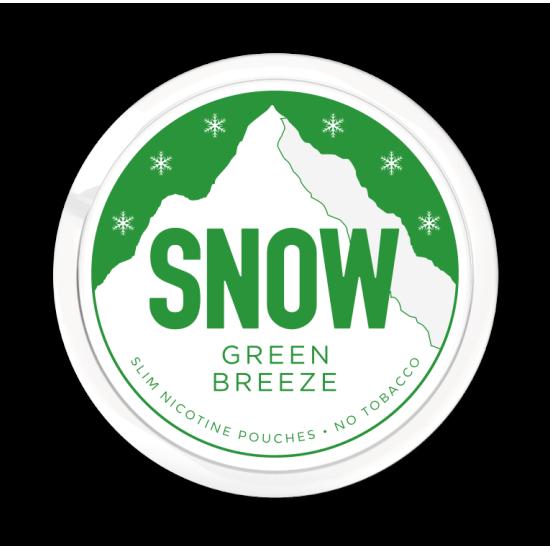 Snow Green Icy Breeze