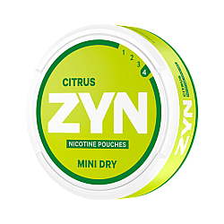 ZYN Citrus Extra STRONG MINI