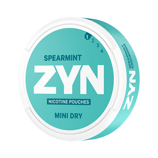 ZYN Spearmint MINI